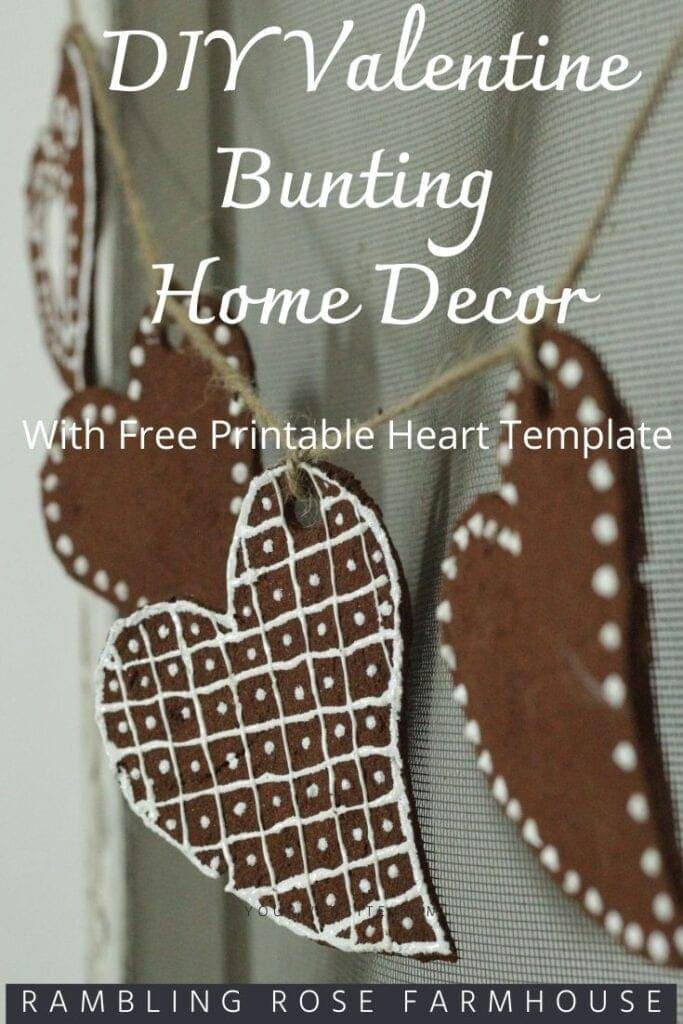 DIY VALENTINE HOME DECOR